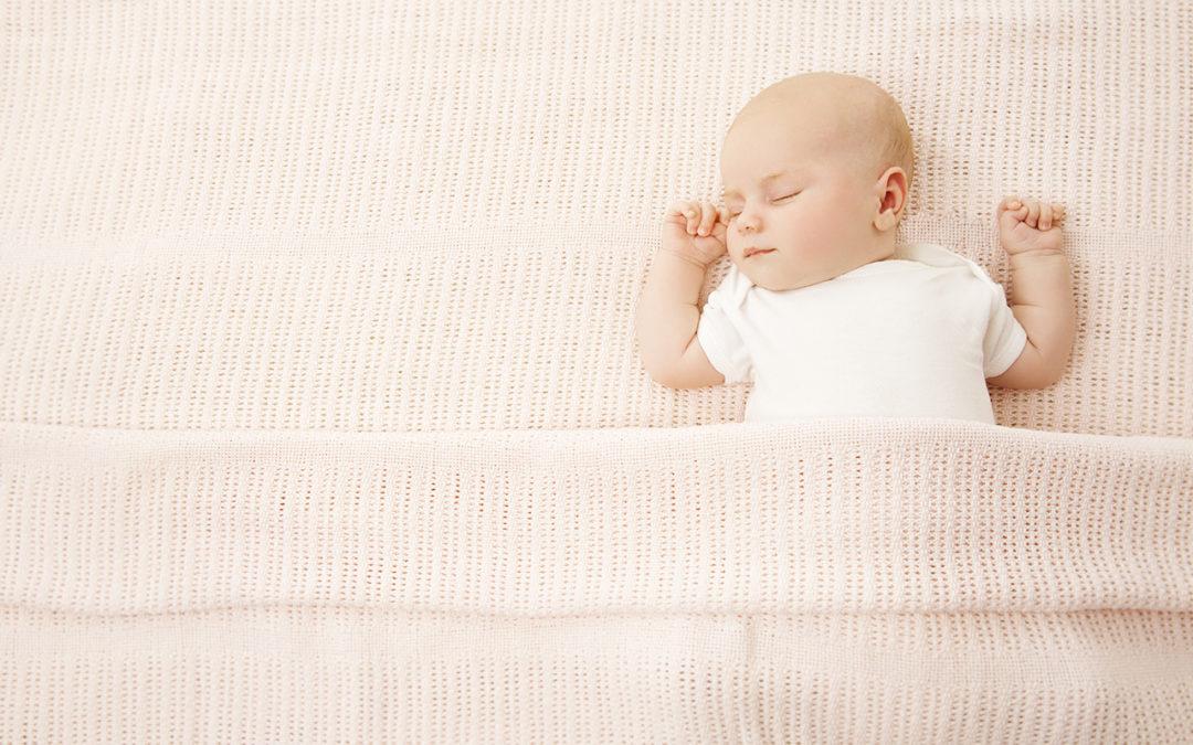 The Underlying Benefits of Sleep Training