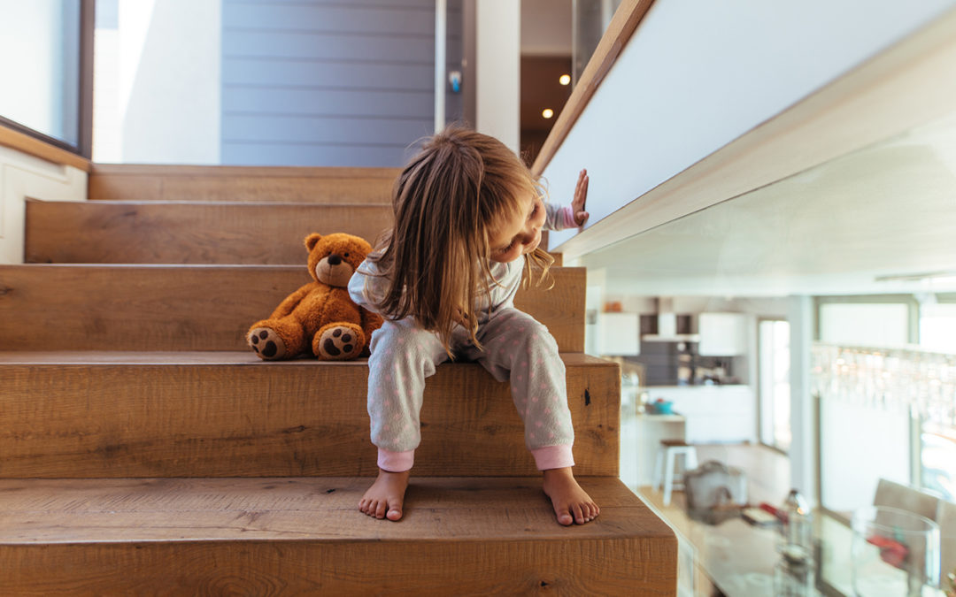 The Wandering Toddler: Keeping Your Toddler in Their Bed