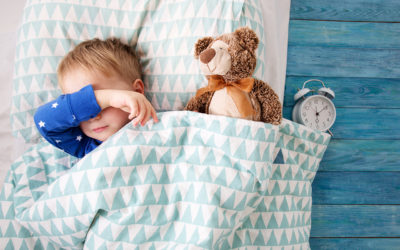 Toddler Sleep Troubles