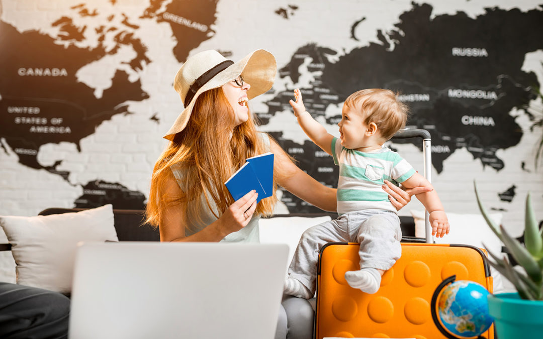 5 Tips for Surviving Jet Lag with Your Baby
