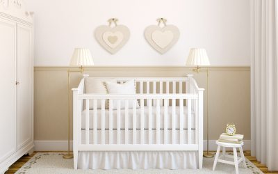 Five Tips for Moving Your Baby Into Their Own Room