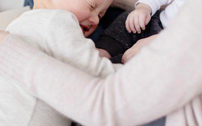 Crying During Sleep Training